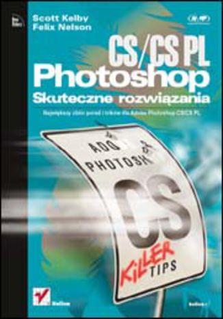 Okładka książki/ebooka Photoshop CS/CS PL. Skuteczne rozwiązania