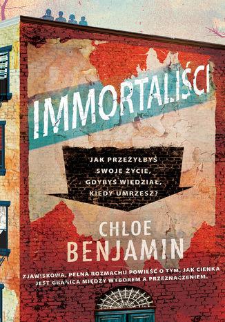 Okładka książki/ebooka Immortaliści