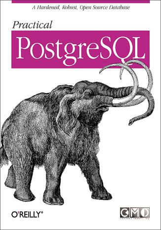 Okładka książki/ebooka Practical PostgreSQL