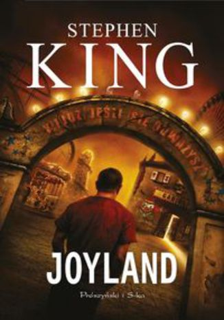 Okładka książki Joyland