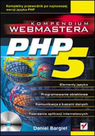 Okładka książki/ebooka PHP5. Kompendium webmastera