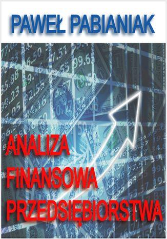 Okładka książki/ebooka Analiza Finansowa Przedsiębiorstwa