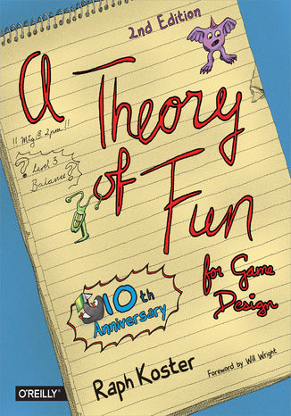 Okładka książki/ebooka Theory of Fun for Game Design. 2nd Edition