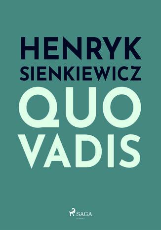 Okładka książki/ebooka Quo vadis