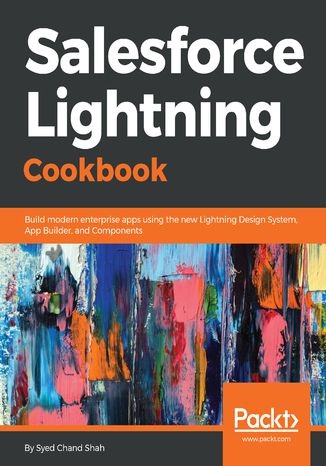 Okładka książki/ebooka Salesforce Lightning Cookbook