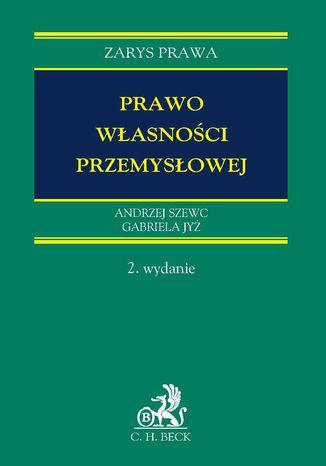 Okładka książki/ebooka Prawo własności przemysłowej