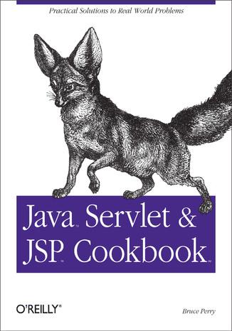 Okładka książki/ebooka Java Servlet & JSP Cookbook