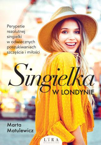 Okładka książki/ebooka Singielka w Londynie