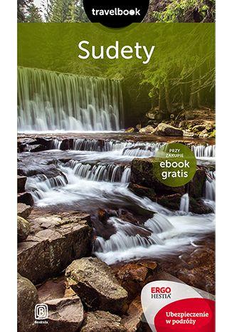 Okładka książki Sudety. Travelbook. Wydanie 2