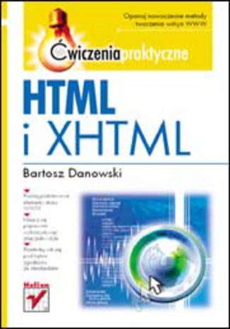 Okładka książki/ebooka HTML i XHTML. Ćwiczenia praktyczne