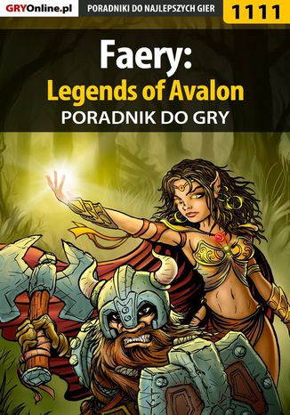 Okładka książki/ebooka Faery: Legends of Avalon - poradnik do gry