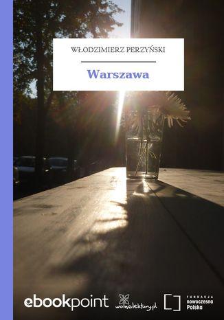 Okładka książki/ebooka Warszawa