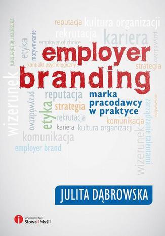 Okładka książki/ebooka Employer branding. Marka pracodawcy w praktyce