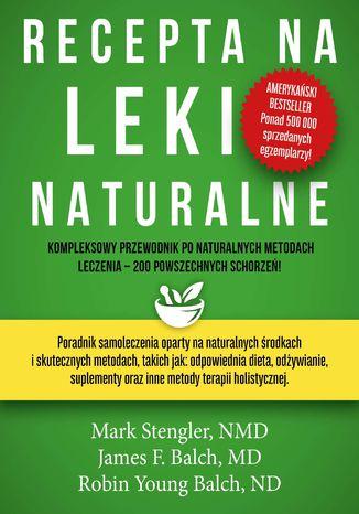Okładka książki/ebooka Recepta na leki naturalne