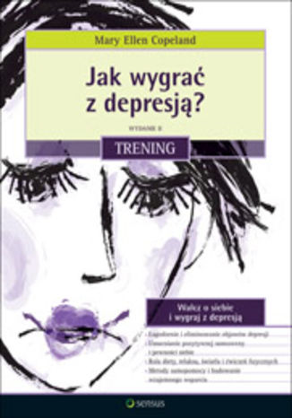Okładka książki/ebooka Jak wygrać z depresją? Trening. Wydanie II