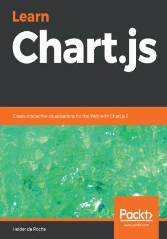 Okładka książki/ebooka Learn Chart.js