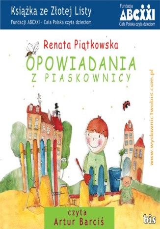 Okładka książki/ebooka Opowiadania z piaskownicy