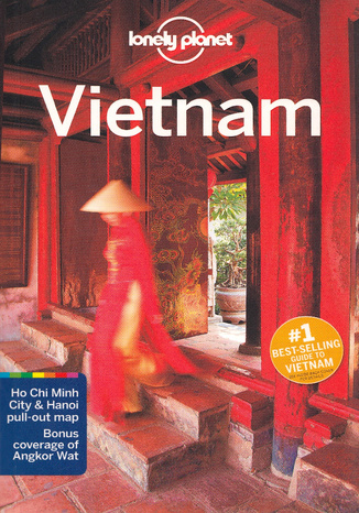 Okładka książki/ebooka Vietnam. Lonely Planet