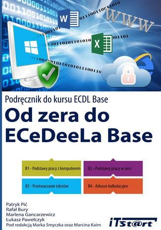 Okładka książki/ebooka Od zera do ECeDeeLa BASE