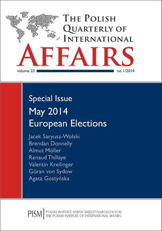 Okładka książki/ebooka The Polish Quarterly of International Affairs 1/2014