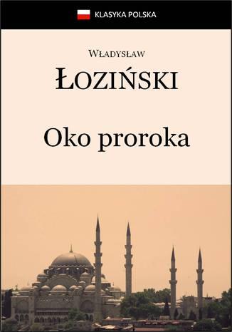 Okładka książki/ebooka Oko proroka