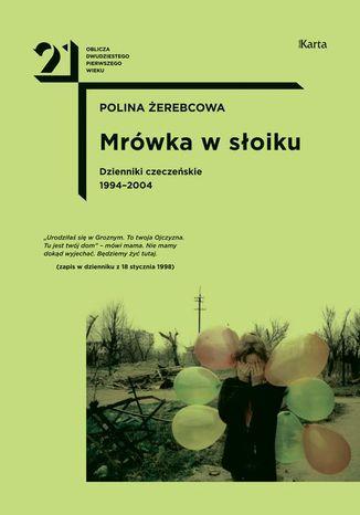 Okładka książki/ebooka Mrówka w słoiku