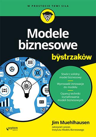 Okładka książki/ebooka Modele biznesowe dla bystrzaków