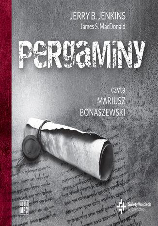 Okładka książki/ebooka Strefa sensacji. Pergaminy