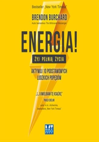 Okładka książki/ebooka Energia! Żyj pełnią życia