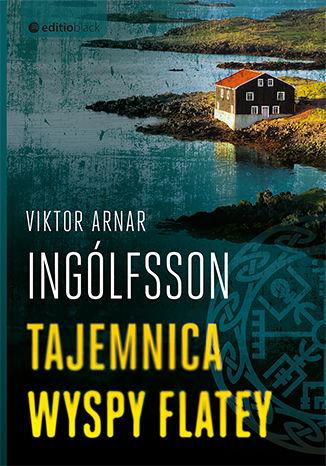 Okładka książki/ebooka Tajemnica wyspy Flatey