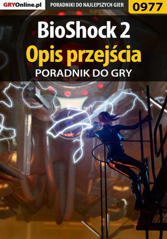 Okładka książki/ebooka BioShock 2 - opis przejścia - poradnik do gry