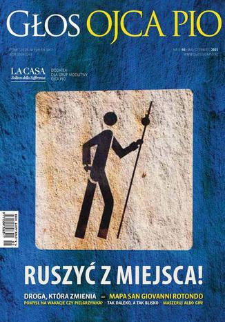 Okładka książki/ebooka Głos Ojca Pio nr 3 (93) maj/czerwiec 2015