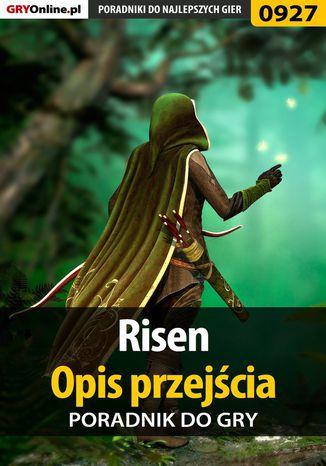 Okładka książki/ebooka Risen - opis przejścia - poradnik do gry