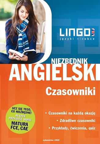 Okładka książki/ebooka Niezbędnik angielski. Czasowniki