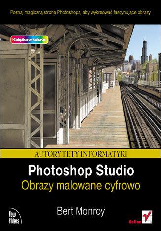 Okładka książki/ebooka Photoshop Studio. Obrazy malowane cyfrowo