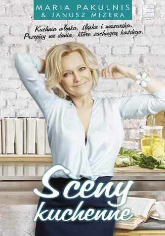Okładka książki/ebooka Sceny kuchenne