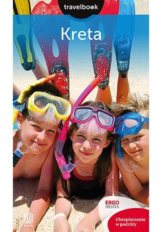 Okładka książki Kreta. Travelbook. Wydanie 2