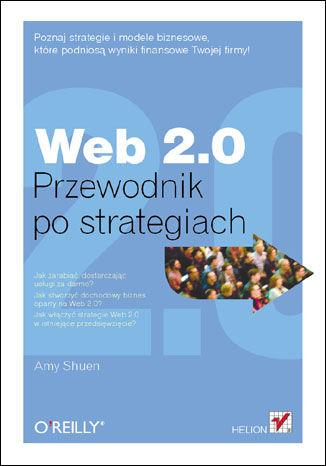 Okładka książki Web 2.0. Przewodnik po strategiach