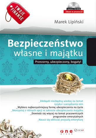 Okładka książki/ebooka Twoje finanse. Bezpieczeństwo własne i majątku