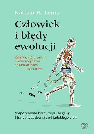 Okładka książki/ebooka Człowiek i błędy ewolucji