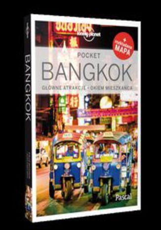 Okładka książki/ebooka Bangkok Pocket Lonely Planet