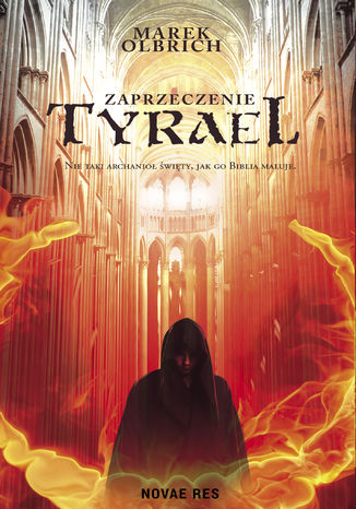 Okładka książki/ebooka Tyrael. Zaprzeczenie