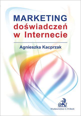 Okładka książki/ebooka Marketing doświadczeń w Internecie