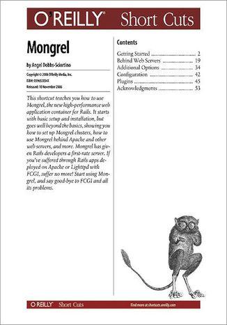 Okładka książki/ebooka Mongrel