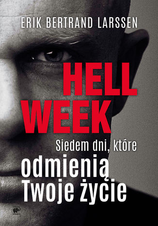 Okładka książki/ebooka Hell week. Siedem dni, które odmienią Twoje życie