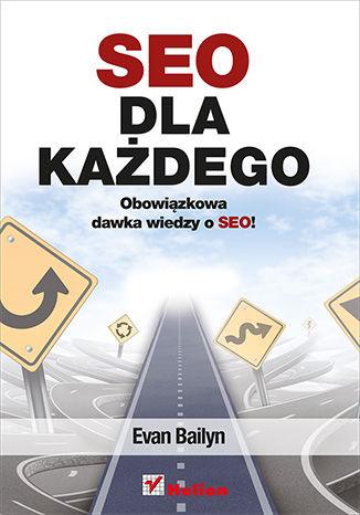 Okładka książki/ebooka SEO dla każdego