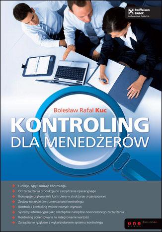 Okładka książki Kontroling dla menedżerów