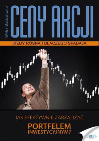 Okładka książki/ebooka Ceny akcji