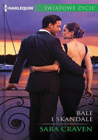 Okładka książki/ebooka Bale i skandale