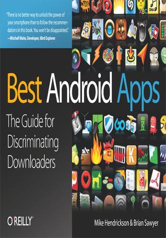 Okładka książki/ebooka Best Android Apps